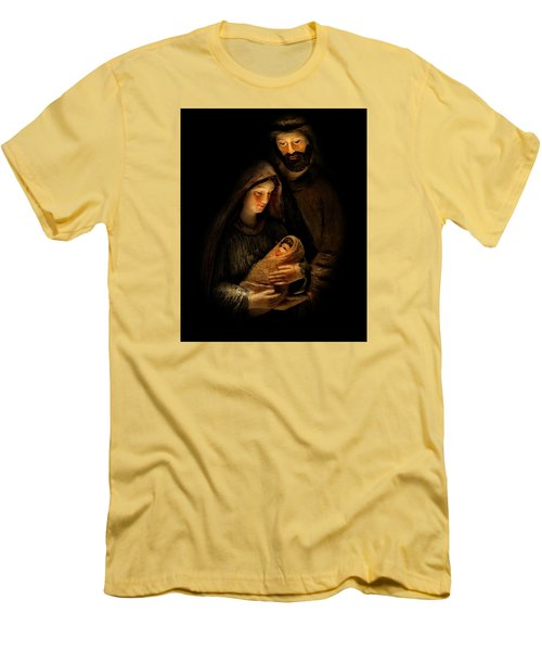For Our Salvation Men's T-Shirt (Athletic Fit)