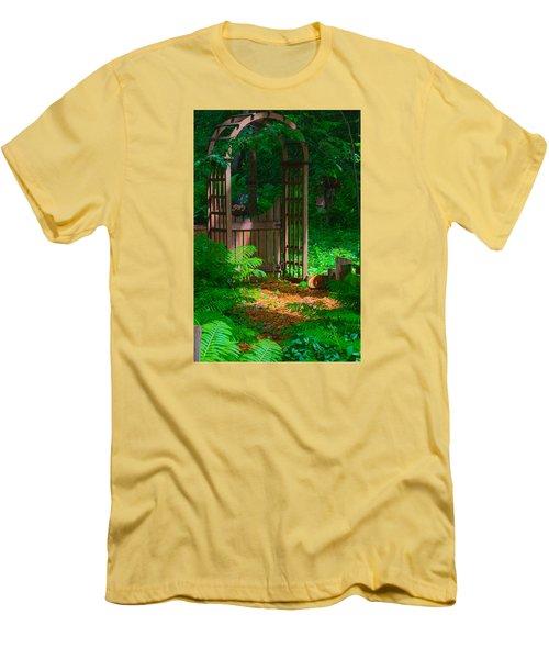 Forest Gateway Men's T-Shirt (Athletic Fit)