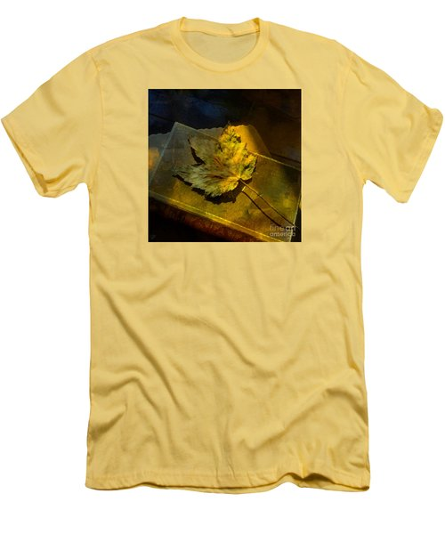 Men's T-Shirt (Athletic Fit) featuring the photograph Forever Autumn by LemonArt Photography