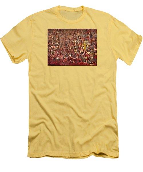 Men's T-Shirt (Slim Fit) featuring the photograph Foundling by John Hansen