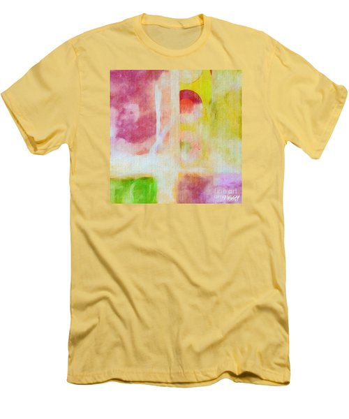 Four Corners Men's T-Shirt (Slim Fit) by William Wyckoff