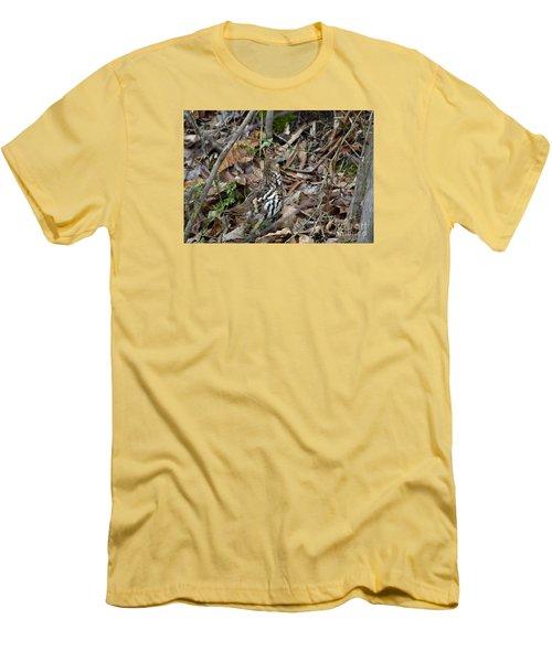 Framed Rugr Men's T-Shirt (Slim Fit) by Randy Bodkins