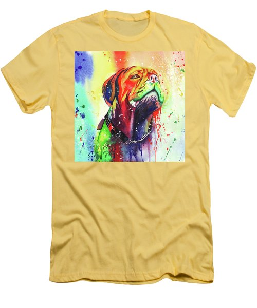 French Mastiff Men's T-Shirt (Athletic Fit)