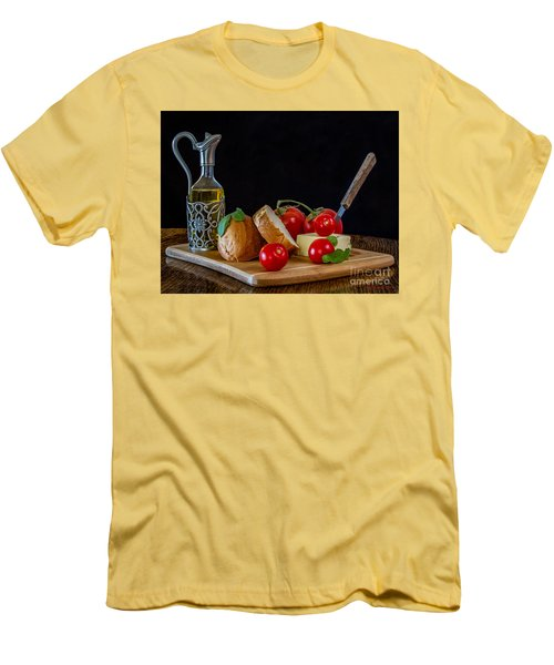 Fresh Appetizers Men's T-Shirt (Athletic Fit)