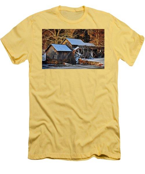 Frozen Mill Men's T-Shirt (Athletic Fit)