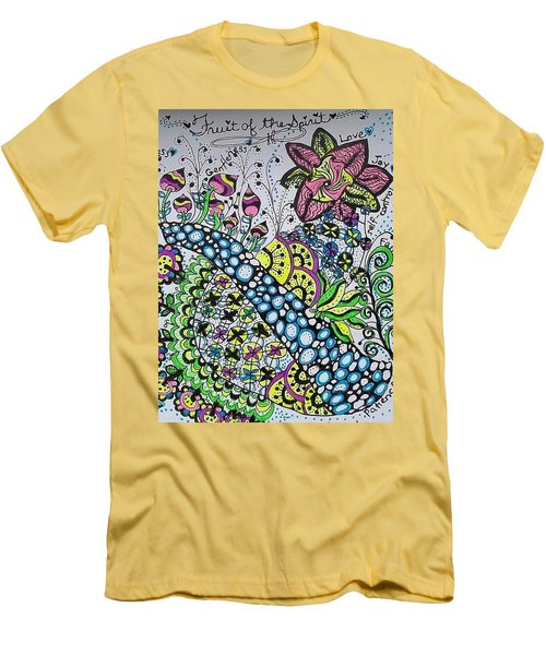 Fruit Of The Spirit Men's T-Shirt (Athletic Fit)