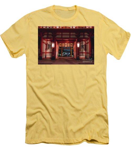 Fushimi Inari Taisha, Kyoto Japan 2 Men's T-Shirt (Athletic Fit)