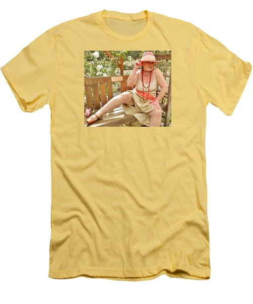 Garden Gypsy Men's T-Shirt (Athletic Fit)