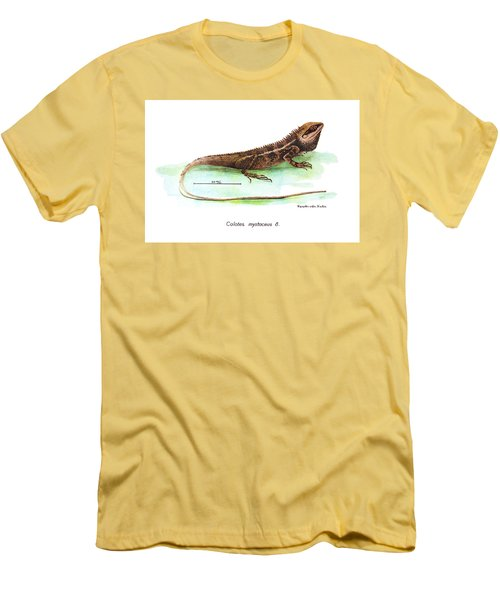 Garden Lizard Men's T-Shirt (Athletic Fit)