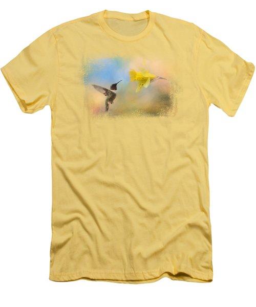 Garden Visitor Men's T-Shirt (Athletic Fit)