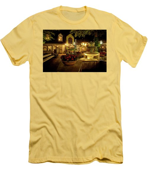 Gatlinburg 2 Men's T-Shirt (Slim Fit) by Mike Eingle