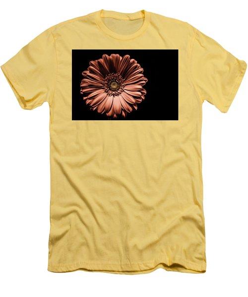 Gerbera Daisy Men's T-Shirt (Athletic Fit)