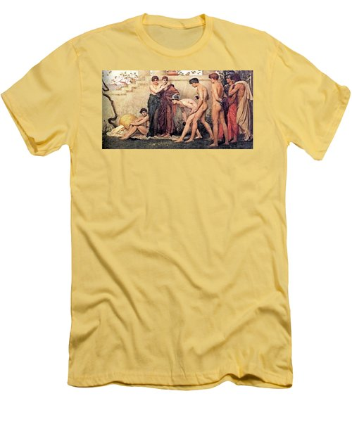 Gods At Play Men's T-Shirt (Athletic Fit)