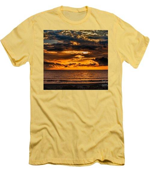 Golden Dawn Men's T-Shirt (Athletic Fit)