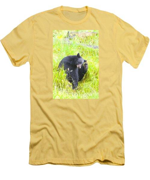 Got An Itch Men's T-Shirt (Athletic Fit)