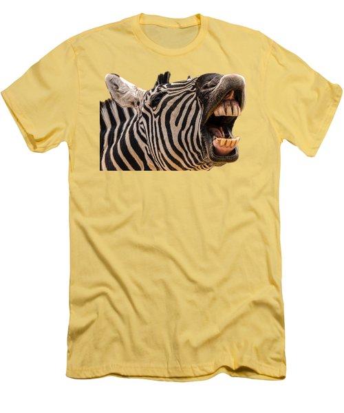 Got Dental? Men's T-Shirt (Slim Fit) by Mark Myhaver