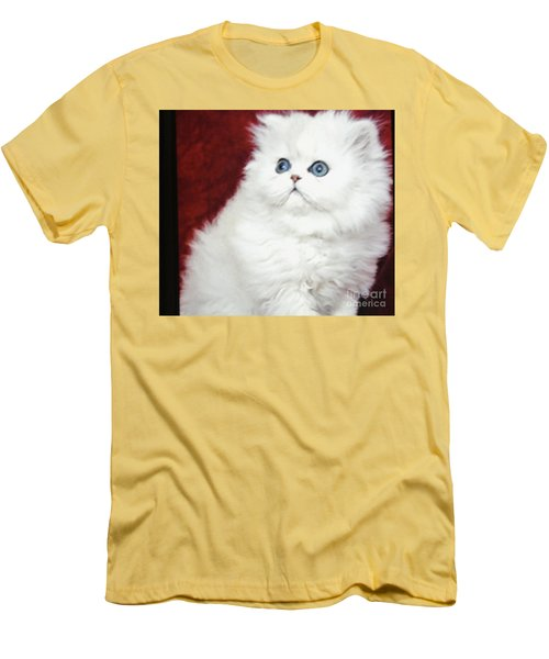 Grammas Baby Men's T-Shirt (Slim Fit) by Marsha Heiken