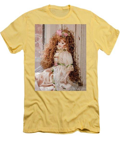 Grandma's Doll Men's T-Shirt (Athletic Fit)