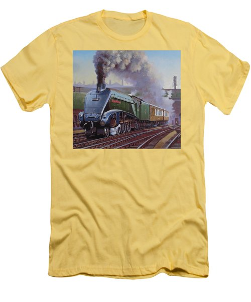 Gresley Pacific A4 Class. Men's T-Shirt (Slim Fit) by Mike  Jeffries