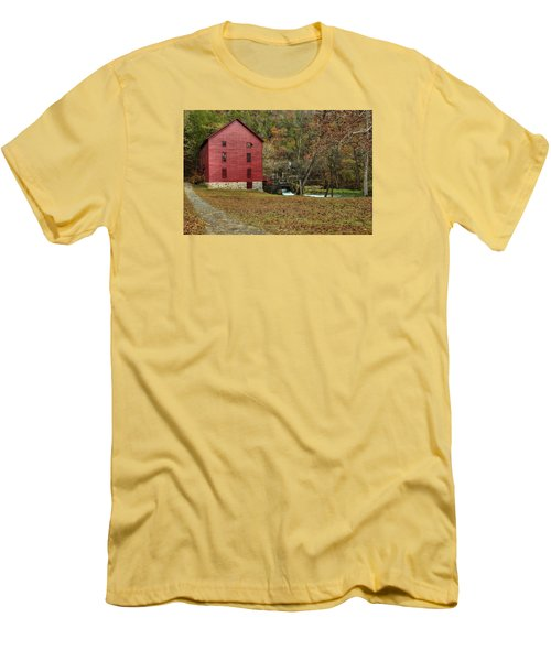 Grist Mill Wtrees II Men's T-Shirt (Athletic Fit)