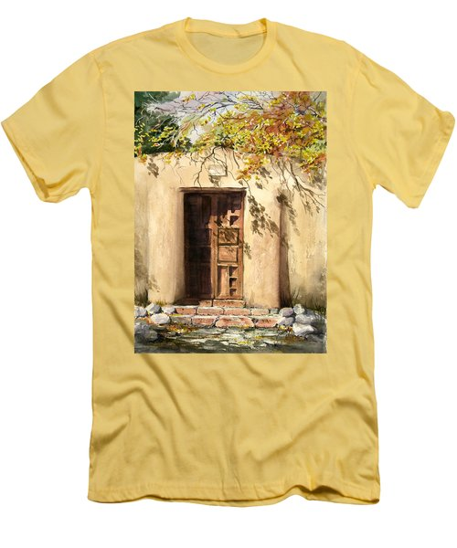Hacienda Gate Men's T-Shirt (Athletic Fit)