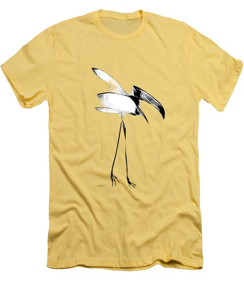 Haggard Men's T-Shirt (Slim Fit) by Asok Mukhopadhyay