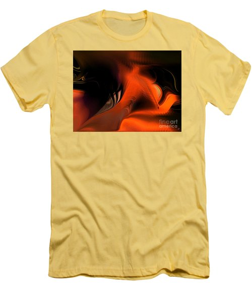 Hallucinogenic Element Men's T-Shirt (Slim Fit)