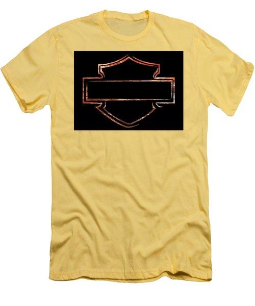 Harley Davidson  Men's T-Shirt (Slim Fit) by Jamie Lynn