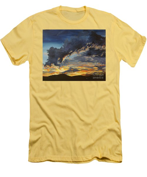 Hawcreek 7.11 Men's T-Shirt (Slim Fit) by Stuart Engel