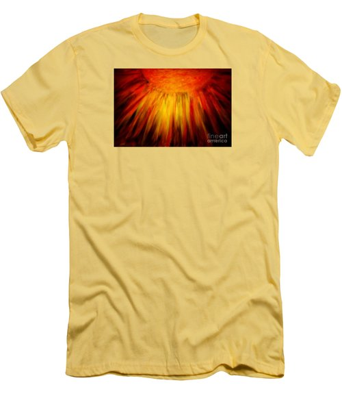 Healing Balm Men's T-Shirt (Slim Fit) by Roberta Byram
