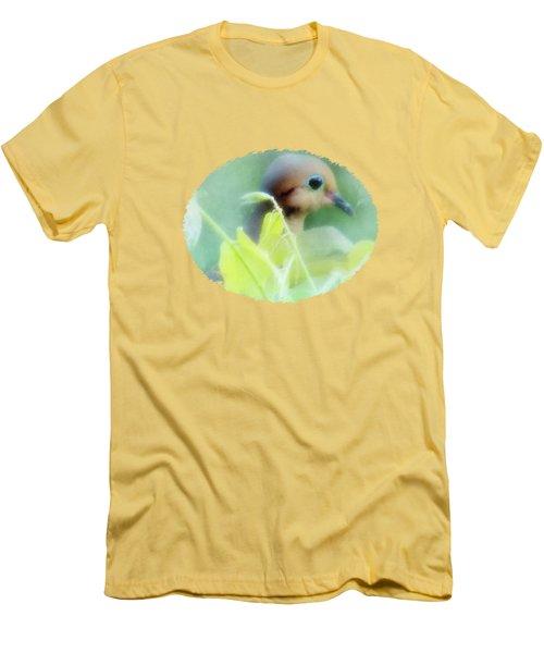 Hidden Nature Men's T-Shirt (Slim Fit) by Anita Faye