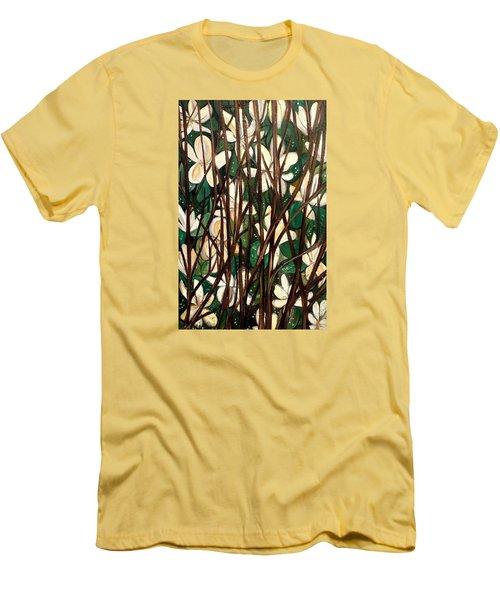Hiding In Plain Site Men's T-Shirt (Slim Fit) by Lisa Aerts