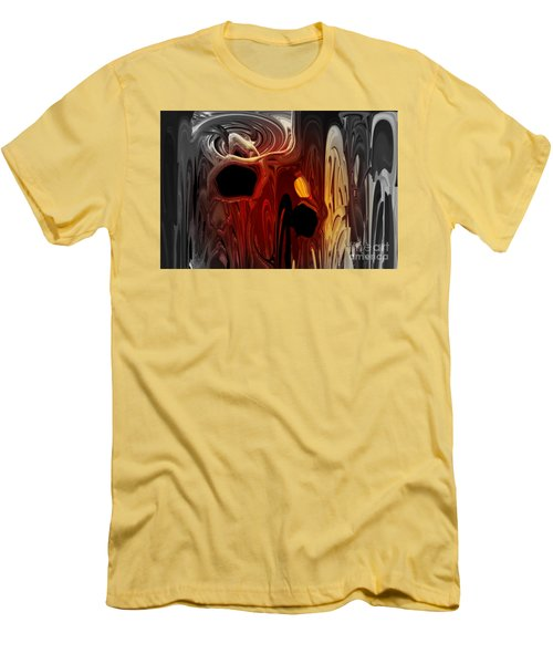 Holes In My Soul Men's T-Shirt (Athletic Fit)