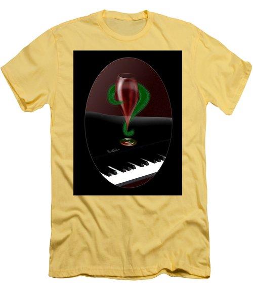 Holiday Interrobang Men's T-Shirt (Athletic Fit)