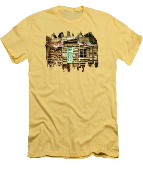 Home Sweet Home Men's T-Shirt (Slim Fit) by Thom Zehrfeld