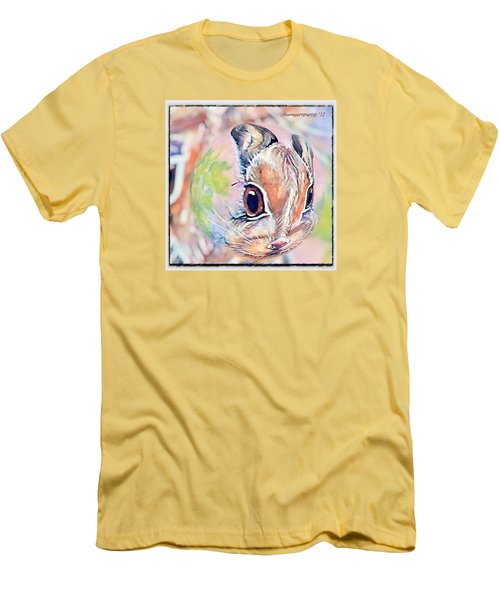 Honey Of A Bunny Men's T-Shirt (Athletic Fit)