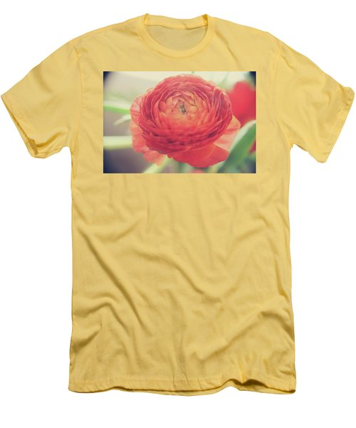 Men's T-Shirt (Slim Fit) featuring the photograph Hope by Laurie Search