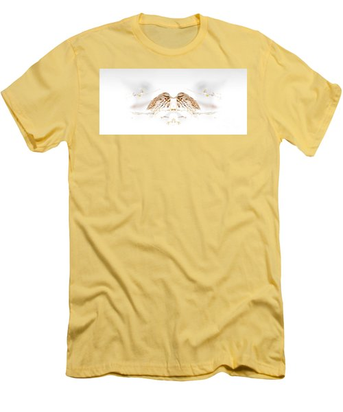 House Sparrow Men's T-Shirt (Athletic Fit)