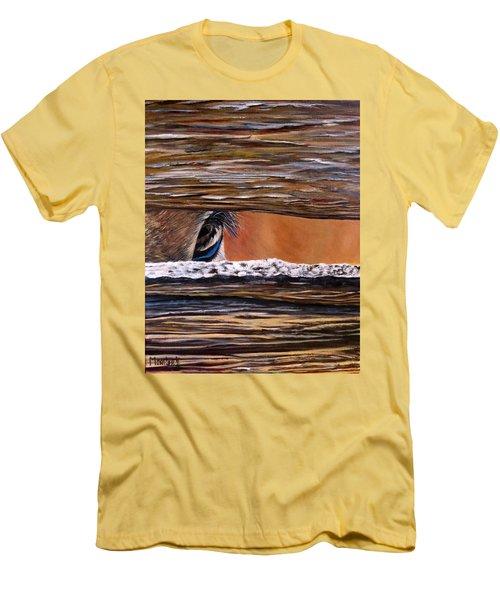 I See You Men's T-Shirt (Slim Fit)