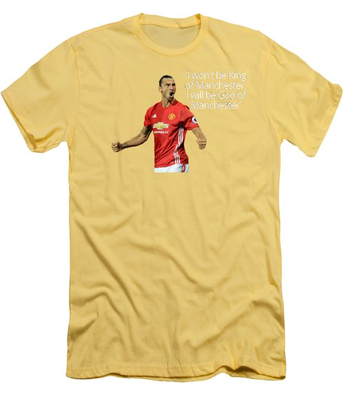 Ibrahimovic Men's T-Shirt (Athletic Fit)