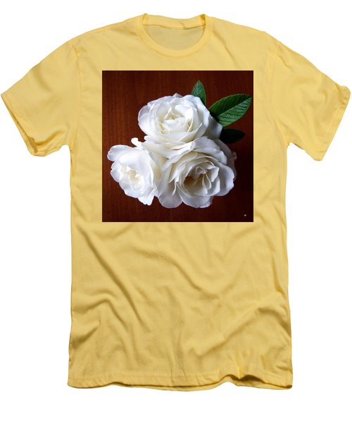 Iceberg Rose Trio Men's T-Shirt (Athletic Fit)