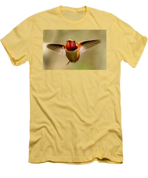 In Flight Men's T-Shirt (Athletic Fit)