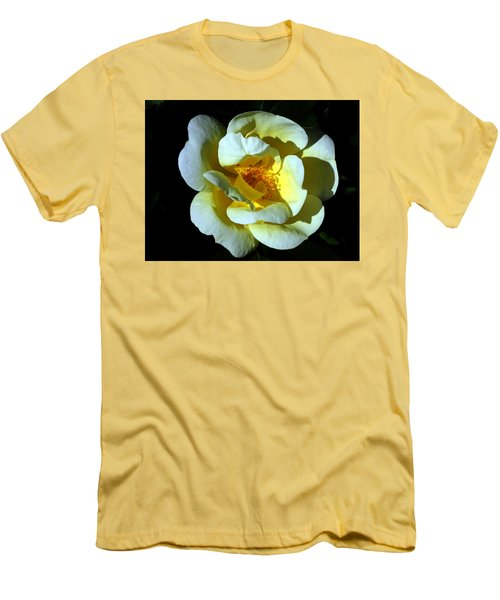 Men's T-Shirt (Slim Fit) featuring the photograph In Light by Lynda Lehmann
