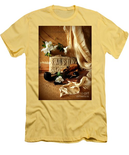 In Search Of Lost Time IIi Men's T-Shirt (Athletic Fit)