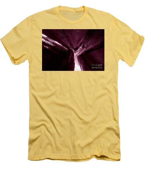 In The Belly Of A Two Headed Giant Men's T-Shirt (Athletic Fit)