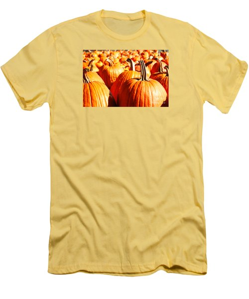 Men's T-Shirt (Slim Fit) featuring the photograph In The Days Still Left  by Dana DiPasquale