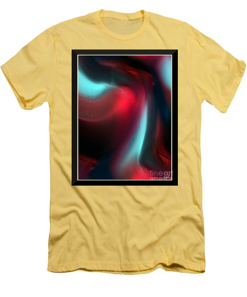 Interior Of Desire In Development Men's T-Shirt (Athletic Fit)