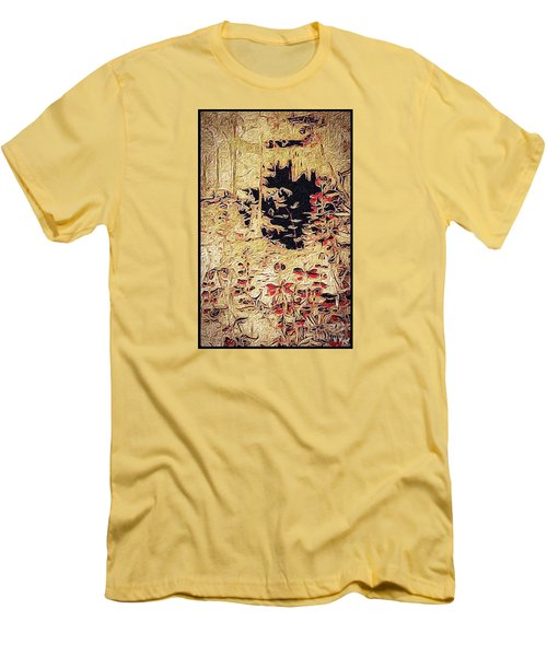 Men's T-Shirt (Slim Fit) featuring the photograph Into The Unknown by William Wyckoff