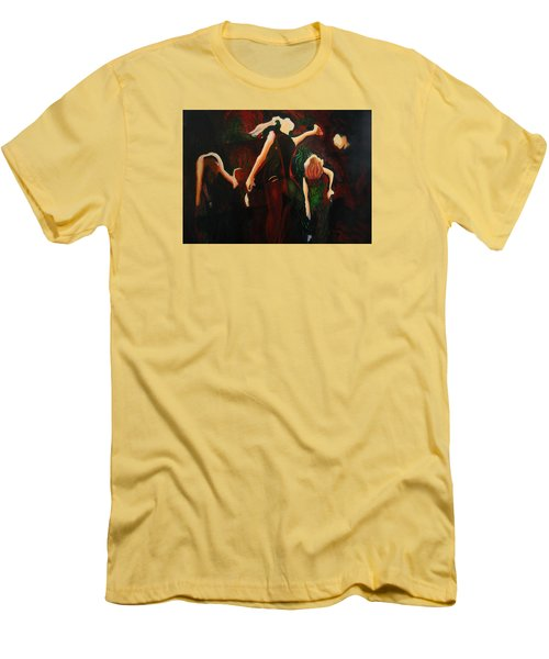 Intricate Moves Men's T-Shirt (Slim Fit) by Georg Douglas