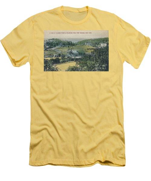 Inwood Postcard Men's T-Shirt (Athletic Fit)